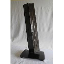 Axis steel sculpture