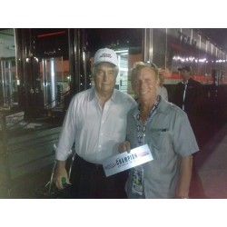 Roger Penske Louie Tozser 2013 indy car champion teamowner