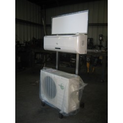 AC display unit for AURA Systems custom made