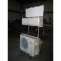 AC display unit for AURA Systems custom made