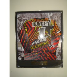 Frame for the Ryan Dungee display Rock star energy drink
