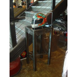 Helmet pedestal for Troy Lee Design custom made
