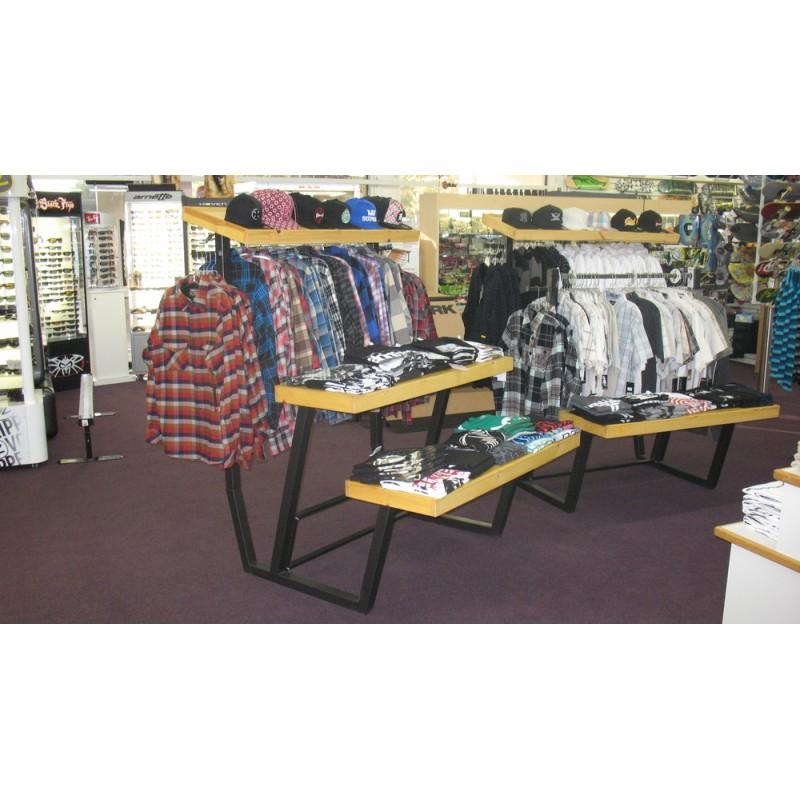 Custom clothing store