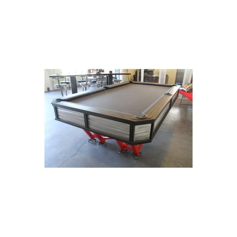 Custom pool table for Custom table design