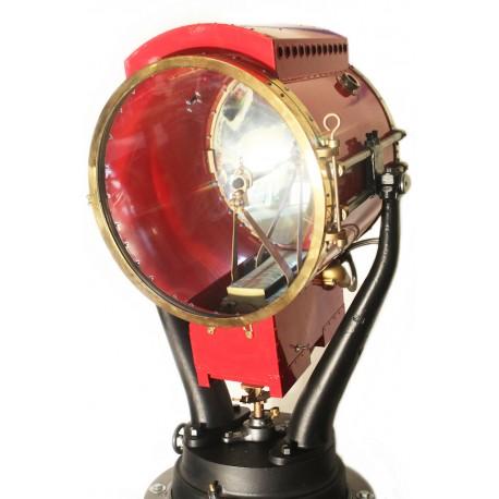 Carbon Arc Searchlight